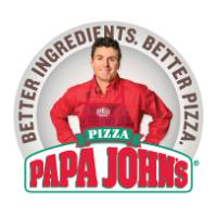 Get 25% off when you spend £25 or more online at Papa John