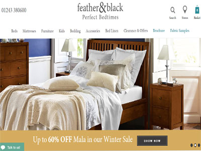 Feather & Black vouchers