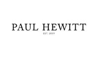 5% Discount today Spending More than €15 or £15 by using paul-hewitt.com discount